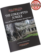The Corrupted Jungle - Adventure Compilation for Zweihander RPG