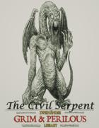 The Civil Serpent - Adventure for Zweihander RPG