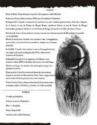 Espantapájaros (ES) - Monstruo para Zweihander RPG