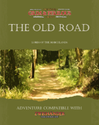 The Old Road - Adventure for Zweihander RPG