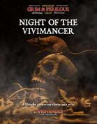 Night of the Vivimancer - Adventure for #ZweihanderRPG