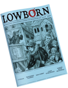 LOWBORN: Zweihander RPG Fanzine #3