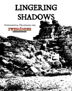 Lingering Shadows - Supplement for Zweihander RPG