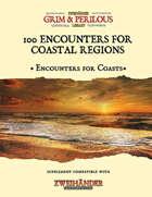 100 Encounters for Coastal Regions - Supplement for Zweihander