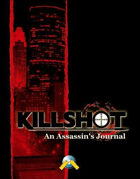 Killshot: An Assassin's Journal