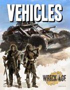 Wreck Age: Vehicle Rules Beta