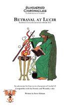 Betrayal at Lucir [Swords and Wizardry]