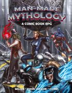 Man-Made Mythology: A Comic Book RPG