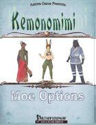 Kemonomimi - Moe Options (PFRPG)