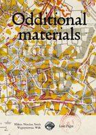 Odditional materials