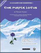The Purple Lotus - A Lost Age Adventure