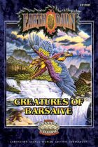 Creatures of Barsaive (Savage Worlds Edition)