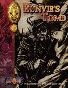 Runvir's Tomb: An Earthdawn Shard (Classic Edition)