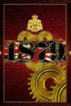 1879 RPG Game Master's Screen