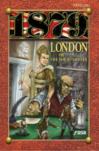 1879 RPG London or The Haunted City