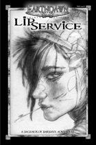Legends of Barsaive 02: Lip Service