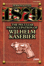 1879 Personalities 04: The Peculiar Preoccupation of Wilhelm Kasebier