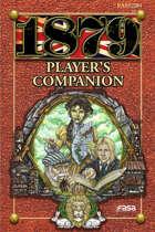1879 RPG Player's Companion