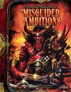 Misguided Ambitions - An Introduction to Earthdawn Third Edition
