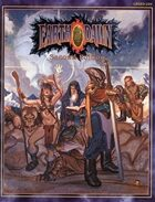 Earthdawn Rulebook (Second Edition)