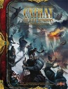 Cathay: The Five Kingdoms Gamemaster's Guide