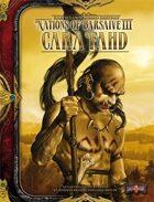 Nations of Barsaive III: Cara Fahd