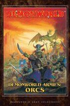 Demonworld Armies: Orcs