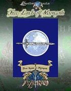 Free Lands of Moongoth Brochure