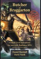 Butcher of Braggarton: A Mid-Level Adventure