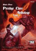 Khan's Press: Prestige Class Anthology Vol. 1