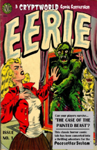 Creepy Comic Conversion - Issue 1