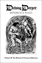 Delving Deeper Ref Rules v2: The Monster & Treasure Reference