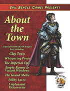 About the Town [BUNDLE]