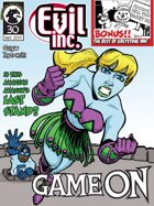 Evil Inc Monthly: Game ON (Sept. 2014)