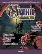 Mythic Magazine Volume 3