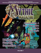 Mythic Magazine Volume 7