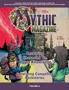 Mythic Magazine Volume 8