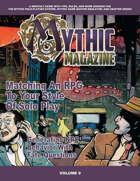Mythic Magazine Volume 9