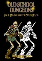 Your drawings for you book : SKELETON