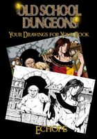 Your drawings for you book : ECHOPE