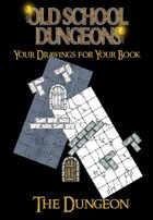 Your drawings for you book : THE DUNGEON