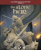 The Phlogiston Books Vol. II: The Stone Heir - English