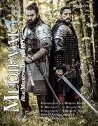 Medieval - Regular Issue #1 - 2nd Quarter 2021
