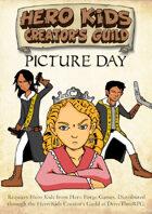 Hero Kids - Fantasy Premium Adventure - Picture Day