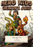 Hero Kids - Fantasy Supplement - Hero Cards I - Dutch