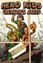 Hero Kids - Deutsch Fantasy Bundle German [BUNDLE]