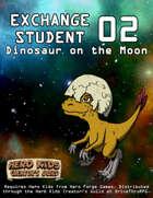 Hero Kids - Space Premium Adventure - Dinosaur on the Moon