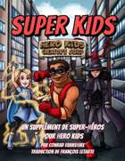 Super Kids Français : un supplément de super-héros pour Hero Kids