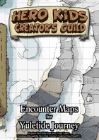 Encounter Maps - Yuletide Journey
