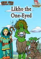 Hero Kids - Farawayland a1 - Liho the One-Eyed